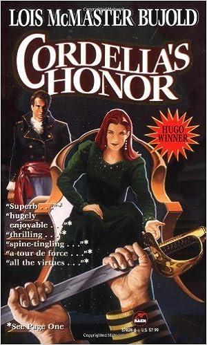 Ebook pour l'informatique mobile téléchargement gratuit Cordelia's Honor (Vorkosigan Saga Omnibus: Shards of Honor / Barrayar) by Bujold, Lois McMaster (1999) Mass Market Paperback PDF