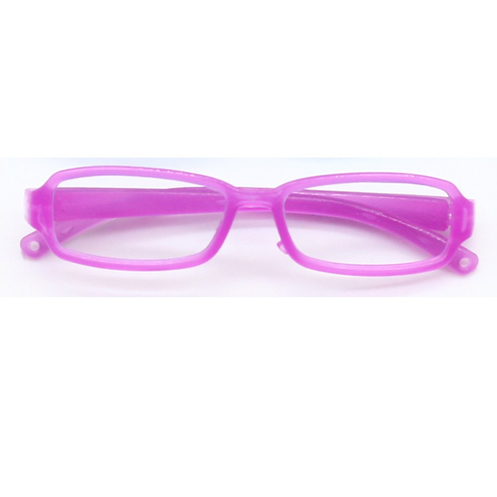 1 Pcs Modern Doll Eye Glasses For 18 inch American Girl Doll Accessories by Sdetter The glass Heart
