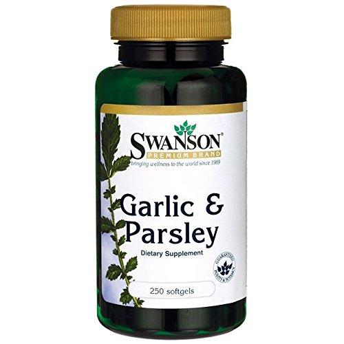 Swanson Garlic & Parsley 250 Sgels