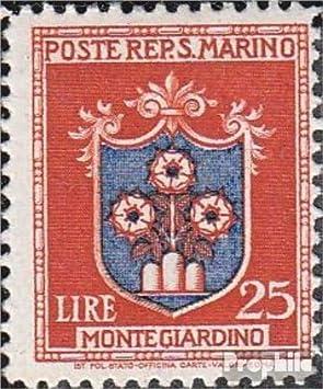 Prophila Collection San Marino 333 1945 Sellos - Escudo de Armas ...