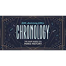 Buffalo Games CHRONOLOGY BOARD GAME by The Game of All Time!