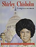 SHIRLEY CHISHOLM, SOFTCOVER, SINGLE COPY, BEGINNING BIOGRAPHIES