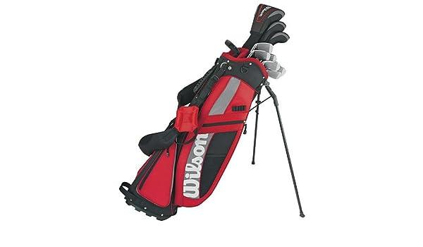 Wilson Tour RX Juego Completo de Palos de Golf Hombre ...
