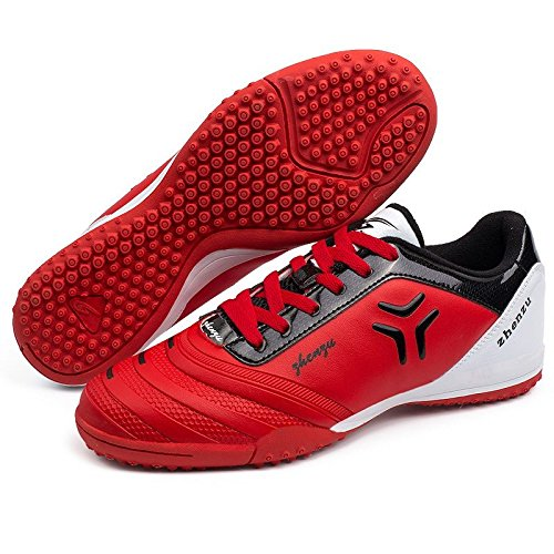 Xing Lin Chaussures De Football Chaussures De Football Hommes Adultes Le Gazon Artificiel Ag Spike / Tf Chaussures De Formation Ongles Courts Enfants Filles Chaussures De Football Broken Nails, Ongles