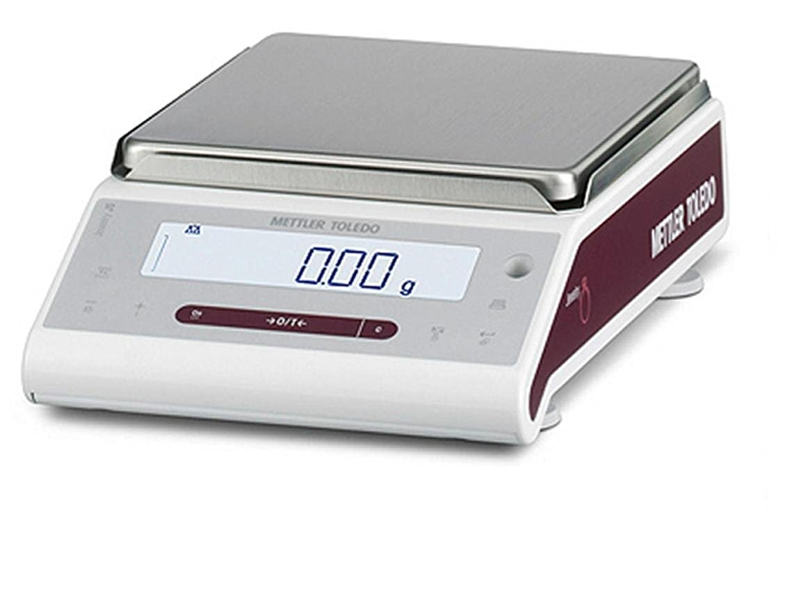 Amazon.com: Mettler Toledo JS6002G/A 6200 Gram Scale Legal-for-Trade:  Jewelry