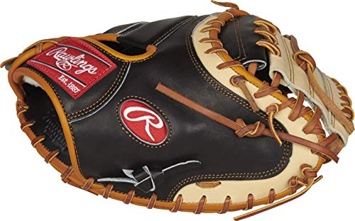 Baseball Pro Preferred Glove - Rawlings Pro Preferred Catchers Baseball Glove, 33 inch, 1-Piece Closed Web