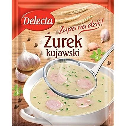 Delecta Zurek Kujawski - Conjunto de 5 sopas (estilo casero ...