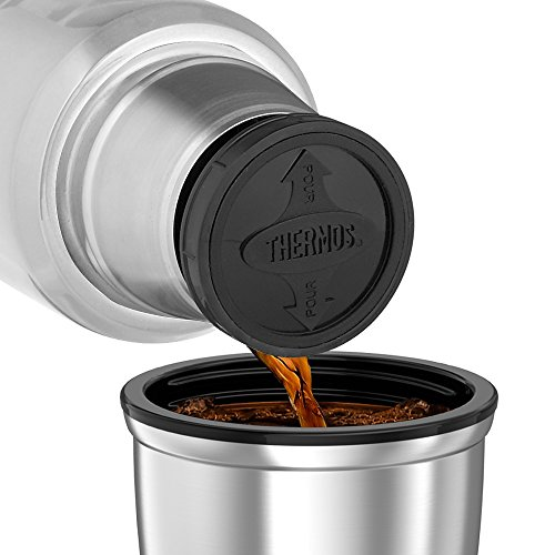 Thermos Stainless King 40 Ounce Beverage offer Stainless iron Kitchen Dining