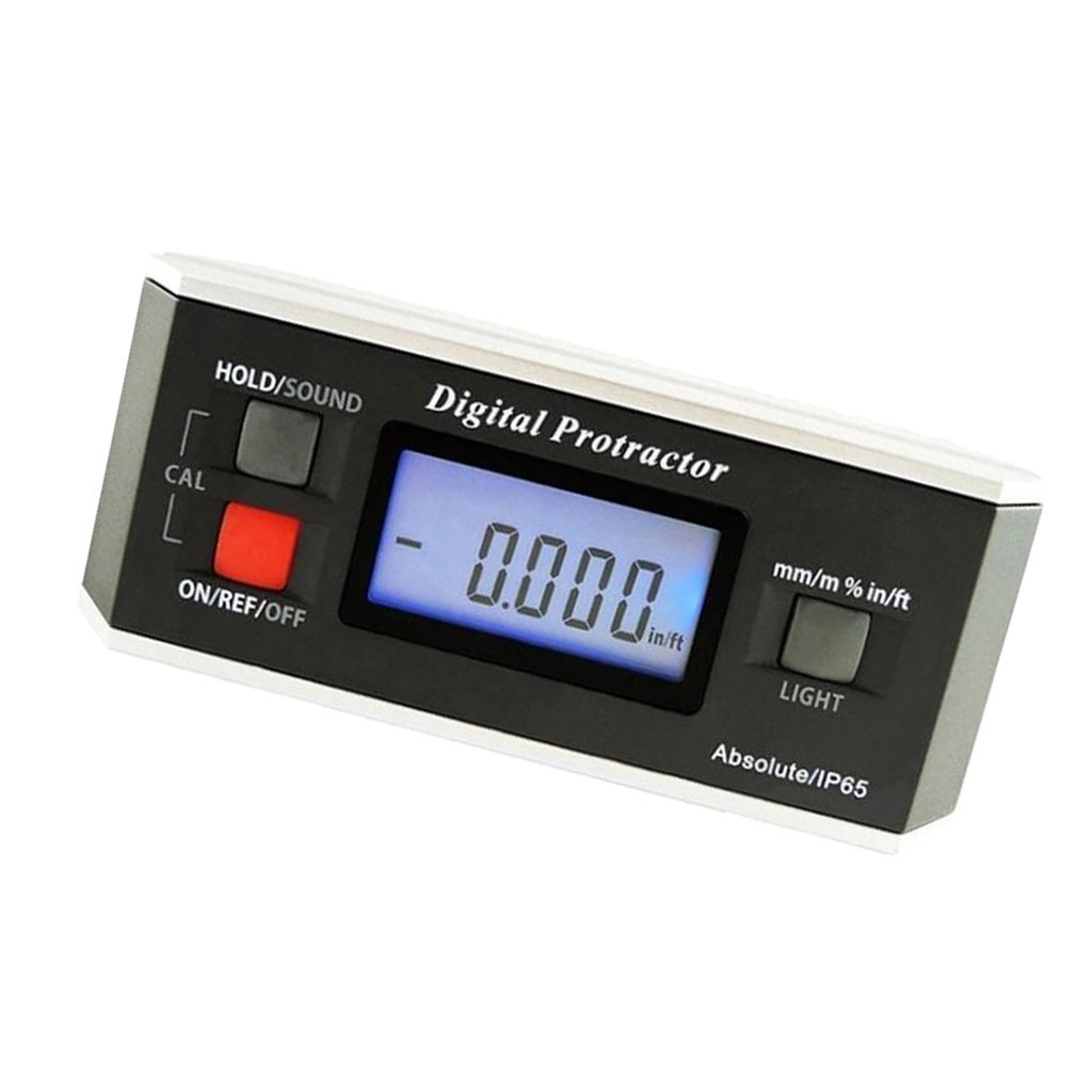 MagiDeal Level Box Inclinometer Angle Finder Digital Protractor Angle Meter Measuring Instruments