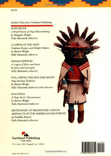 Hopi Kachinas The Complete Guide To Collecting Kachina Dolls