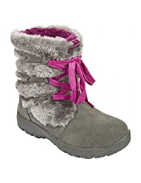 Trespass Childrens Girls Isadora Snow Boots