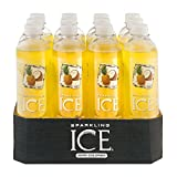 Sparkling Ice Coconut Pineapple Sparkling Water Beverage, 12 Count