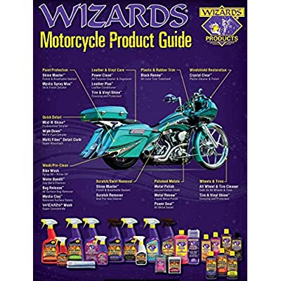 Wizards Tire and Wheel (Vinyl Shine, New Limited Edition): Automotive