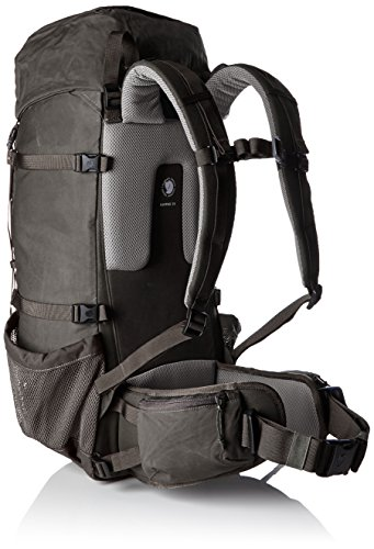 Kaipak Fjallraven Hiking 38 Grey Backpack Stone rrBpqnx