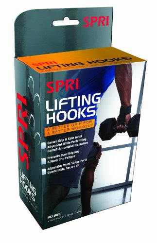 SPRI Lifting Hooks (Pair)