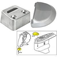 TECNOSEAL 20708 / Tecnoseal Anode Kit w/Hardware - Volvo SX - Zinc