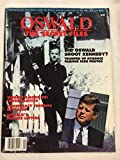 img - for Oswald: The Secret Files (Controversial Documents from the Secret Censored Archives of the FBI, CIA and more) book / textbook / text book