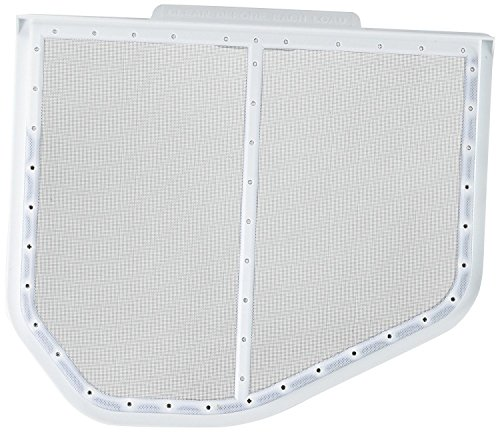 (PART # W10120998 OR AP3967919 CLOTHES DRYER LINT SCREEN FILTER TRAP FOR WHIRLPOOL, KENMORE AND ROPER Model: W10120998)