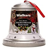 Walkers Shortbread Christmas Bell Tin - 100g