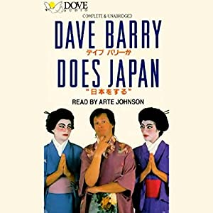 Dave Barry Does Japan  Audiobook