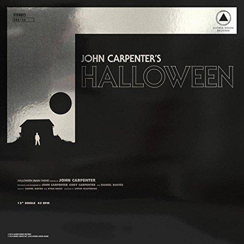 Halloween b/w Escape from New (Halloween Original Soundtrack Vinyl)