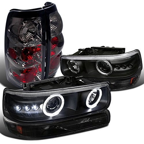 02 Tail Light Lamp Sedan - 9