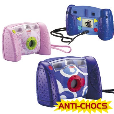Fisher Price Kid-Tough Digital Camera for Girls by Fisher-Price (Image #1)