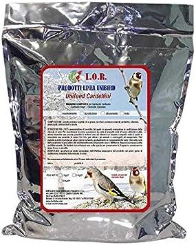 pienso LOR UNIFEED jilgueros cría 5 kg: Amazon.es: Productos para mascotas