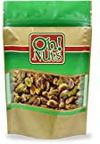 Shelled Roasted Pistachios Salted (5 Pound Bag) - Oh! Nuts