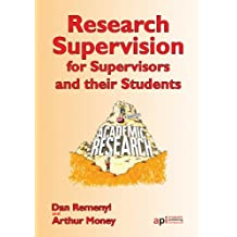 Research Supervisors for Supervisors and their Students: Research Textbook Collection