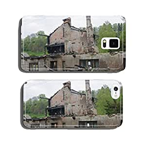 House ruin after fire cell phone cover case iPhone6