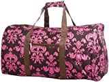 Damask Duffle Bag For Sale