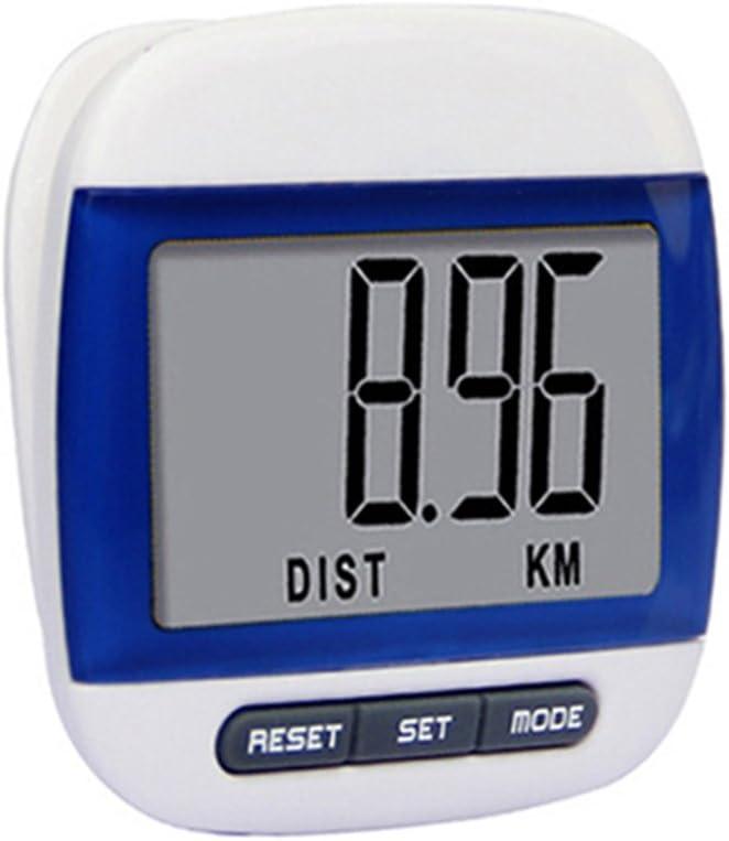 Gemini/_mall/® Mini LCD Run Step Pedometer Walking Distance Calorie Counter