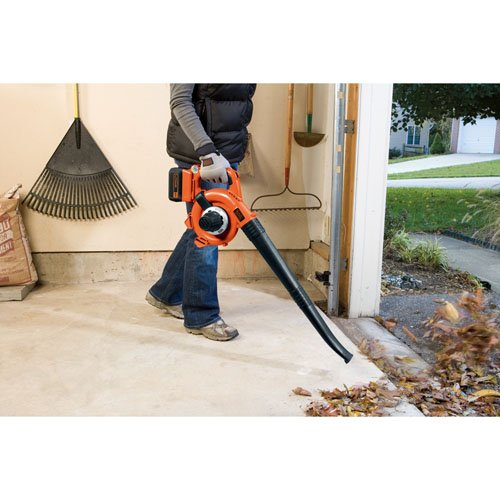 best commercial leaf vacuum mulcher