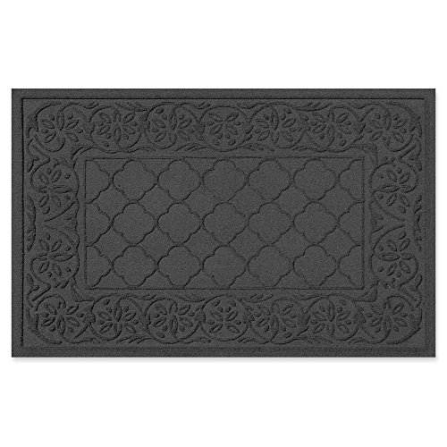 Weather Guard Rosalie 24-Inch x 36-Inch Door Mat