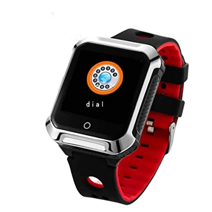 Amazon.com: ZKKZ Smart Watch Kids Student Elderly Phone ...