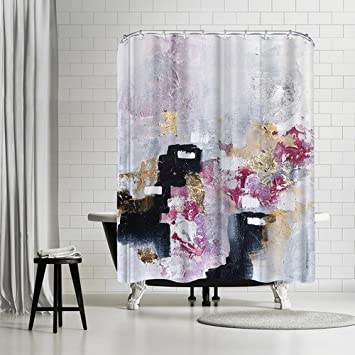 Americanflat Blush Shower Curtain By Christine Olmstead 74quot H X 71quot