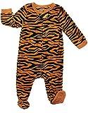 Fleece Footed Sleeper Tiger De