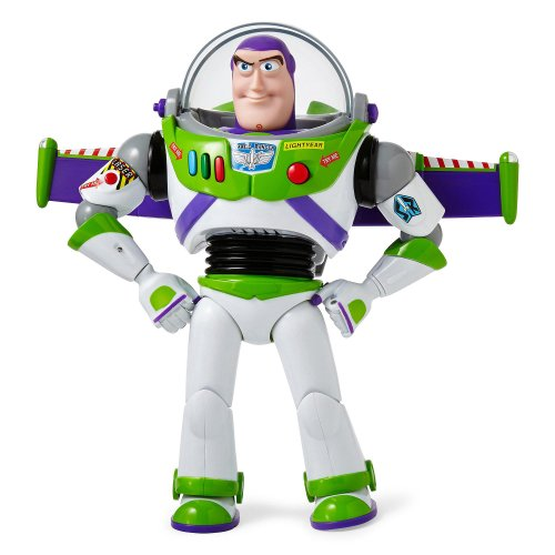 Disney Buzz Lightyear Talking Action Figure, Multi for $<!--$40.00-->