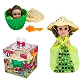 Cupcake Surprise Scented Princess Doll (Colors & Styles May Vary)