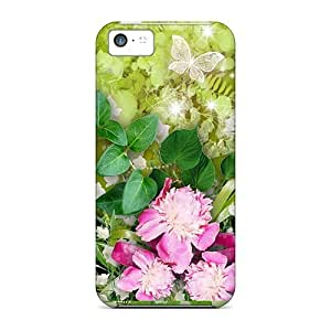 Case Cover Envious Of Green Iphone 5c Protective Case