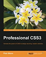 Professional CSS3 Front Cover
