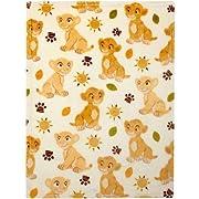 Disney Lion King Plush Printed Blanket