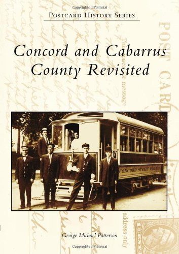 Concord and Cabarrus County Revisited (Postcard ()