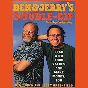 Ben & Jerry's Double-Dip Capitalism Audiobook