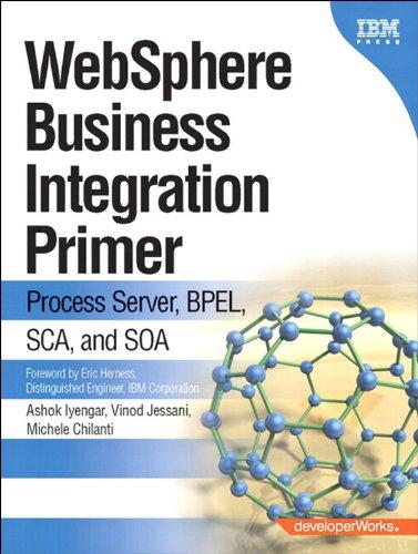 WebSphere Business Integration Primer: Process Server, BPEL, SCA, and SOA (Adobe Reader)
