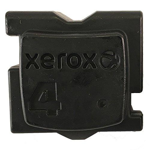 Genuine Xerox ColorQube 8570 8580 Black Solid Ink Stick, Replaces 108R00929 (1 OEM ink stick) (Genuine Oem Black Ink)