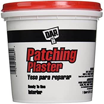 Dap 52084 Ready to Use Patching Plaster, Quart