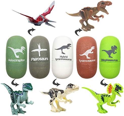 Jofan Dinosaur Building Toddlers Stuffers product image