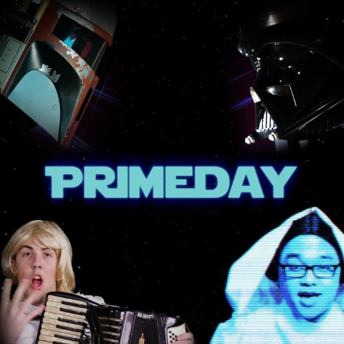 - Star Wars 'friday' parody (feat. Laura Curtis & Ryan Richardson)